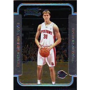 2003-04 Bowman Chrome Darko Milicic Rookie
