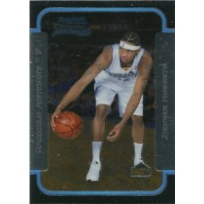 2003-04 Bowman Chrome Carmelo Anthony Rookie