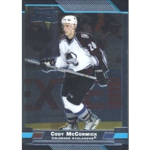 2003-04 Bowman Chrome Cody McCormick Rookie