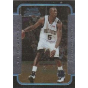 2003-04 Bowman Chrome Josh Howard Rookie