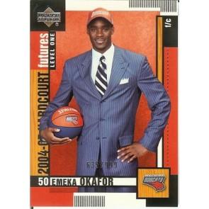 2004-05 Upper Deck Hardcourt Emeka Okafor Rookie 635/999