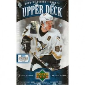 2006-07 Upper Deck Hockey Blaster Series 1