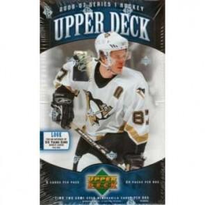 2006-07 Upper Deck Hockey Blaster Series 1