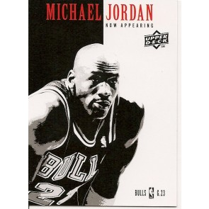 2009-10 Upper Deck Michael Jordan Now Appearing