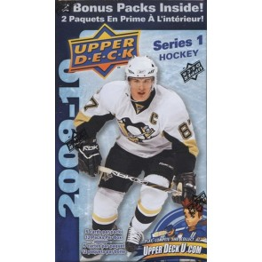 2009-10 Upper Deck Hockey Blaster Series 1