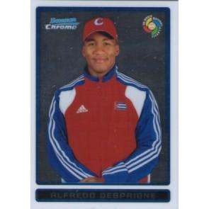 2009 Bowman Chrome Alfredo Despaigne WBC Prospects