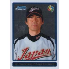 2009 Bowman Chrome Michihiro Ogasawara WBC Prospects