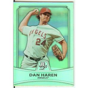 2010 Bowman Platinum Dan Haren 469/999