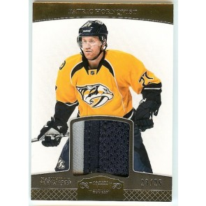 2011-12 Panini Dominion Patric Hornqvist Gold Patch 23/25