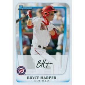2011 Bowman Bryce Harper Rookie