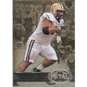 2012 Fleer Retro Alameda Ta'amu Metal Universe Base Single