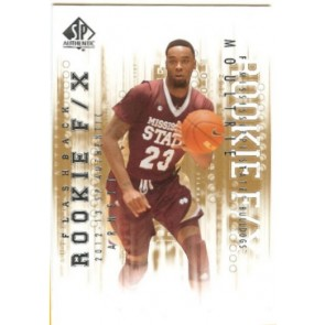 2012-13 SP Authentic Arnett Moultrie Flashback Rookie F/X