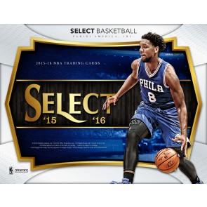 2015-16 Panini Select Basketball