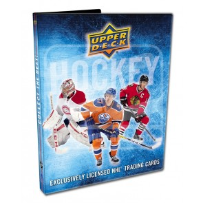 2016-17 UPPER DECK SERIES 1 STARTER KIT