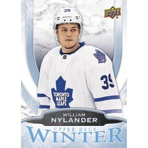 2016 Upper Deck Winter William Nylander Card #W8 Rare