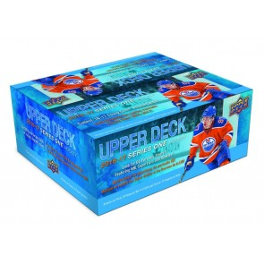 2016-17 Upper Deck Hockey Retail Box