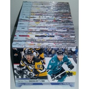2016-17 Upper Deck Series 1 Base Set 1-200 Cards