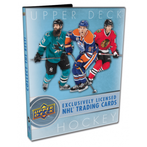 2017-18 UPPER DECK SERIES 1 STARTER KIT