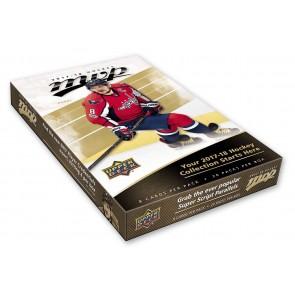 2017-18 Upper Deck MVP hockey cards Hobby Box of 20 Packs