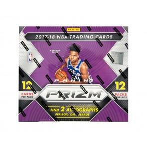 2017-18 Panini Prizm Basketball Hobby Jumbo