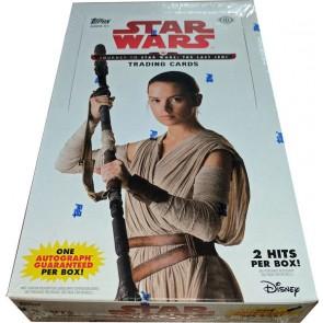 2017 Topps Star Wars Journey to The Last Jedi