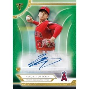 2018 Topps Triple Threads Baseball Factory Sealed Box - PRESELL