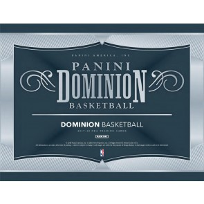 2017-18 Panini Dominion Basketball Hobby Box PRE-ORDER