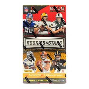 2018 Panini Rookies & Stars Football Hobby Box