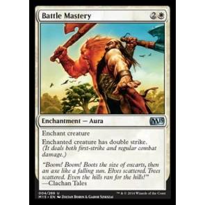 Battle Mastery