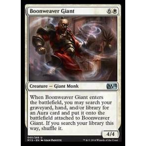 Boonweaver Giant