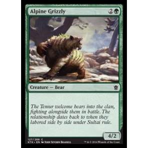 Alpine Grizzly