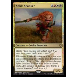 Ankle Shanker