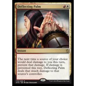 Deflecting Palm