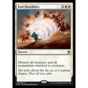 End Hostilities