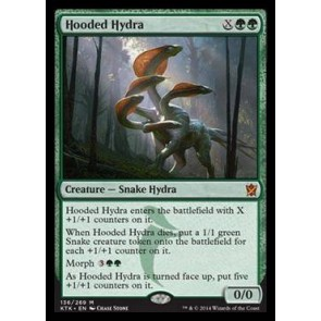 Hooded Hydra