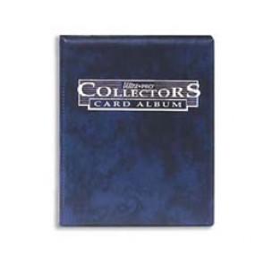 Ultra Pro 4 Pocket Collectors Portfolio Blue