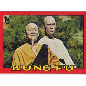 2013 TOPPS 75TH ANNIVERSARY #58 KUNG FU 1973 BASE CARD