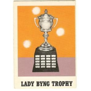 1970-71 O-Pee-Chee Lady Byng Trophy Base Single NM-MT