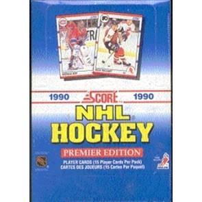 1990-91 Score Canadian