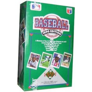 1990 Upper Deck Hobby Box Lo Series