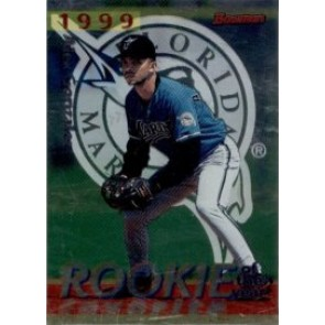1998 Bowman Alex Gonzalez Rookie of the Year Favorite
