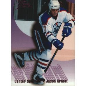 1994-95 Flair Center Spotlight #1 Jason Arnott