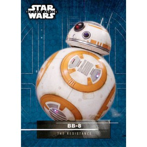 2016 Star Wars The Force Awakens Series 2 Character Stickers #11 BB-8