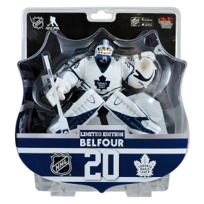 "2017 PSA NHL ED BELFOUR Toronto Maple Leafs Alumni 6"" Hockey Figure"
