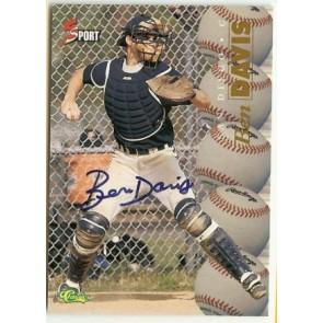 1995 Classic 5 Sport Ben Davis Autograph