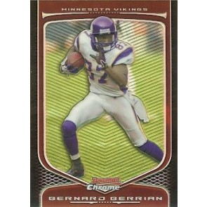 2009 Bowman Chrome Bernard Berrian Refractor