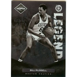 2011-12 Panini Limited Bill Russell Base Single 137/299