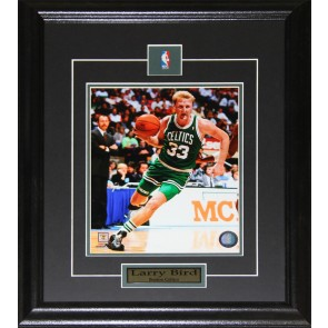 Larry Bird Boston Celtics 8x10 Frame