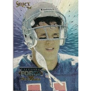1994 Pinnacle Select Drew Bledsoe Future Force