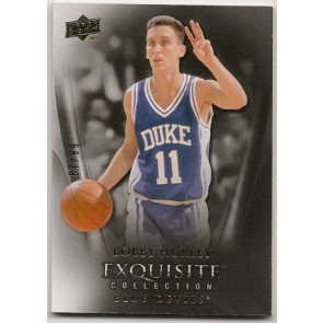 2011-12 Upper Deck Exquisite Bobby Hurley Base Single 67/99